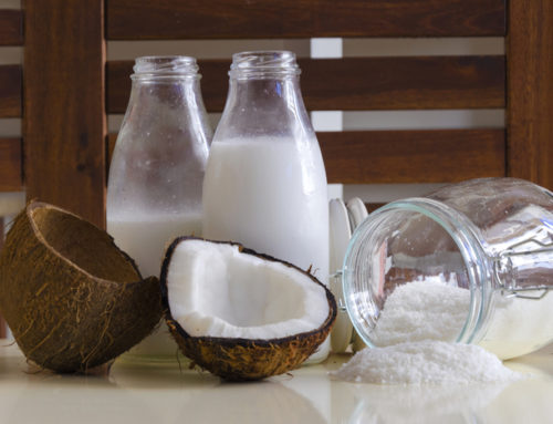 DIY Organic Coconut Milk Recipe